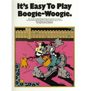 COMPILATION - IT'S EASY TO PLAY BOOGIE WOOGIE