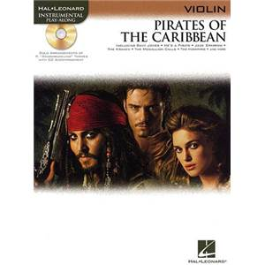 BADELT KLAUS - PIRATES OF THE CARIBBEAN FOR VIOLIN + CD