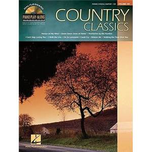 COMPILATION - PIANO PLAY ALONG VOL.100 COUNTRY CLASSICS + CD