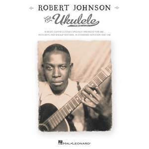 JOHNSON ROBERT - FOR UKULELE