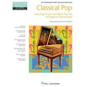 COMPILATION - HAL LEONARD STUDENT PIANO LIBRARY CLASSICAL POP