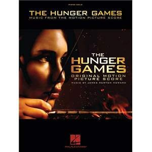 HOWARD JAMES NEWTON - THE HUNGER GAMES B.O. PIANO SOLO