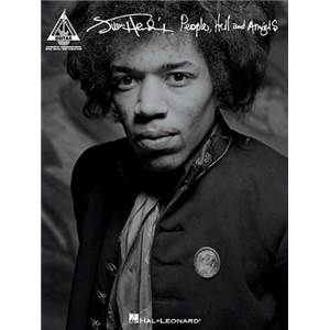 HENDRIX JIMI - PEOPLE, HELL AND ANGELS GUITAR TAB.
