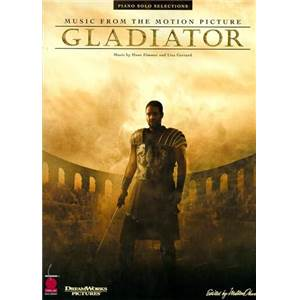 ZIMMER HANS - GLADIATOR PIANO SOLOS SELECTION
