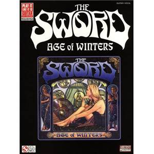 SWORD THE - AGE OF WINTERS GUIT. TAB.