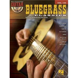 COMPILATION - GUITAR PLAY ALONG VOL.138 BLUEGRASS CLASSICS + CD