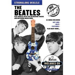 BEATLES THE - STRUMALONG UKULELE + CD Épuisé