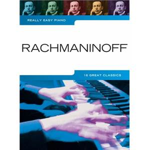 RACHMANINOV SERGEI - REALLY EASY PIANO