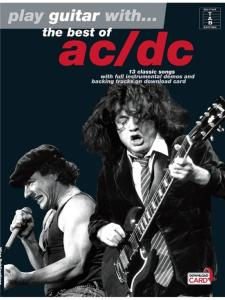 AC/DC - PLAY GUITAR WITH BEST OF + ONLINE AUDIO ACCESS - GUITARE