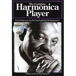 COMPILATION - HARMONICA COMPLETE PLAYER + CD