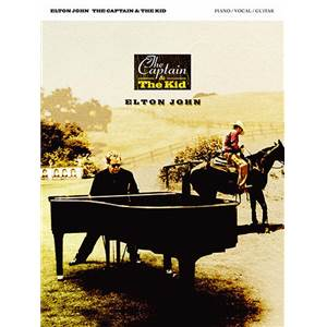 JOHN ELTON - THE CAPTAIN AND THE KID P/V/G