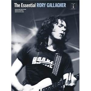 GALLAGHER RORY - THE ESSENTIAL OF GUITAR TAB