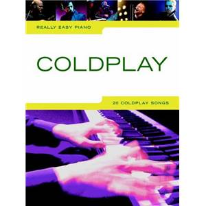 COLDPLAY - REALLY EASY PIANO