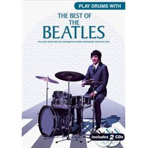 BEATLES THE - PLAY DRUMS WITH + 2CD