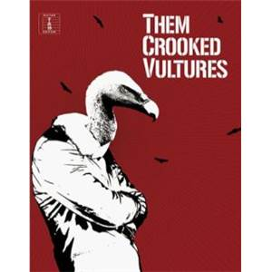 THE CROOKED VULTURES - GUITAR TAB.