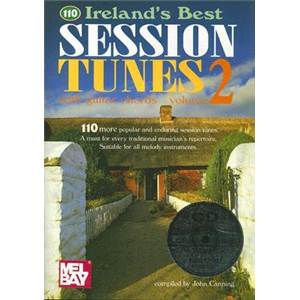 COMPILATION - 110 IRELAND'S BEST SESSION TUNES VOL.2 + CD