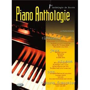 CONCINA FRANCO - PIANO ANTHOLOGIE VOL.1