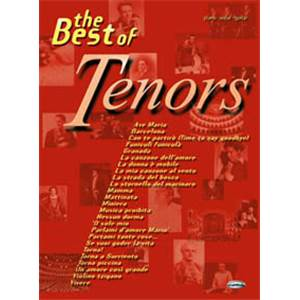 COMPILATION - TENORS BEST OF P/V/G