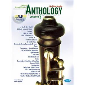 COMPILATION - ANTHOLOGY HAUTBOIS VOL.2 24 ALL TIME FAVORITES + CD