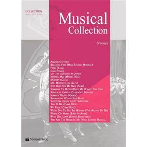 COMPILATION - MUSICAL COLLECTION P/V/G