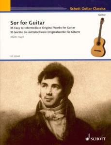 SOR FERNANDO - SOR FOR GUITAR - GUITARE