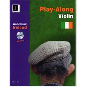 COMPILATION - WORLD MUSIC IRELAND (IRLANDE) VIOLON/PIANO + CD