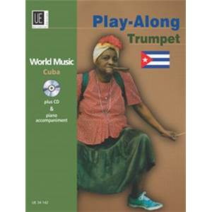 COMPILATION - WORLD MUSIC CUBA TROMPETTE/PIANO + CD