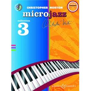 NORTON CHRISTOPHER - MICROJAZZ VOL.3 LEVEL 5 PIANO + CD
