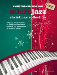 NORTON CHRISTOPHER - MICROJAZZ CHRISTMAS COLLECTION INTERMEDIATE / ADVANCED - PIANO