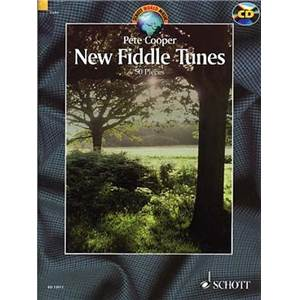 NEW FIDDLE TUNES + CD (50 PIECES TRADITIONNELLES) - VIOLON