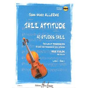 ALLERME JEAN MARC - JAZZ ATTITUDE VOL.1 + CD