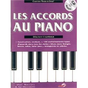 BERCOVITZ M. / MICKAELIAN A. - ACCORDS AU PIANO + CD