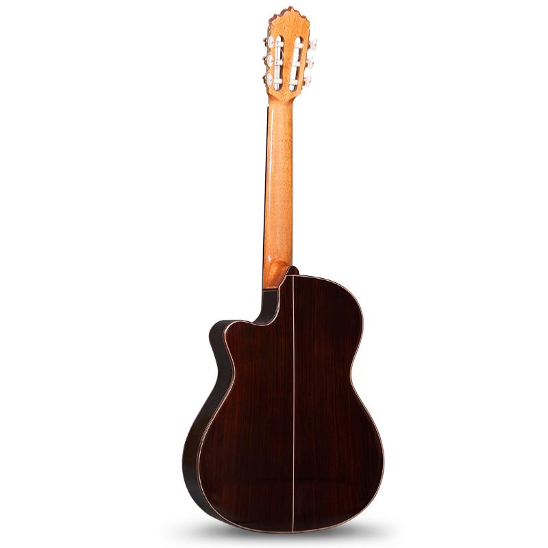 guitare classique electro acoustique alhambra 5p-cw-e2