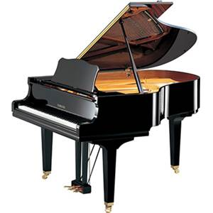 PIANO 1/4 QUEUE YAMAHA GC2 PE
