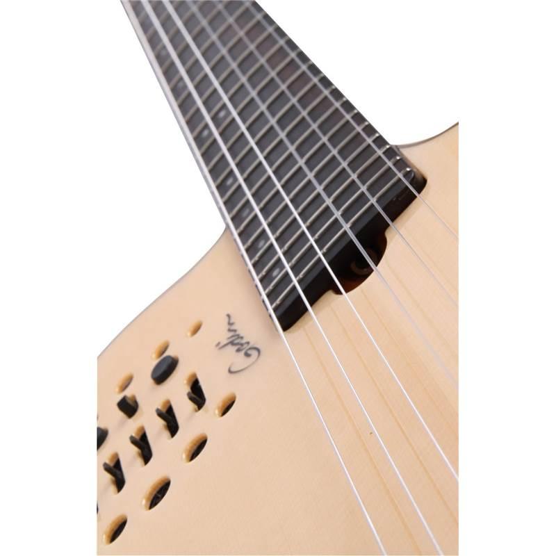 guitare classique electro acoustique godin multiac nylon sa go. Black Bedroom Furniture Sets. Home Design Ideas