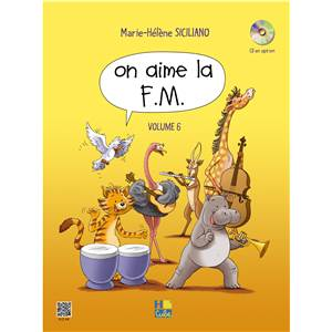 SICILIANO MARIE HELENE - ON AIME LA F.M. VOL.6