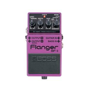 PEDALE D'EFFETS BOSS BF 3 FLANGER