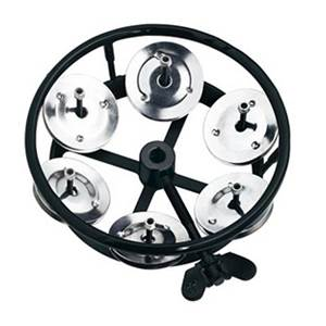 TAMBOURIN HIT HAT MEINL THH 1 BLACK