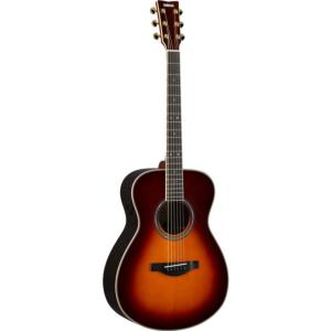 GUITARE FOLK ELECTRO-ACOUSTIQUE TRANSACOUSTIC YAMAHA LS-TA BS BROWN SUNBURST