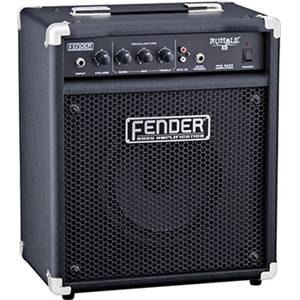 AMPLI BASSE FENDER RUMBLE 15 W (2315306920)