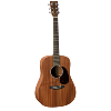 GUITARE FOLK ELECTRO-ACOUSTIQUE MARTIN D-JUNIOR D-JR2E