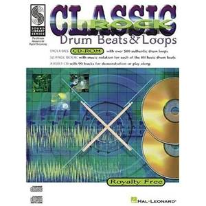 SCHROEDL SCOTT - CLASSIC ROCK DRUM BEAT ET LOOPS + CD + CDROM