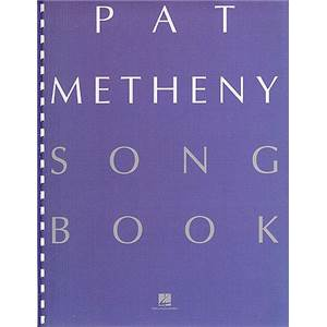 METHENY PAT - SONGBOOK LIGNES MELODIQUES ET ACCORDS