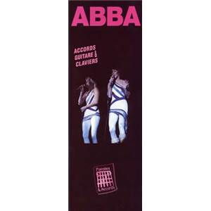 ABBA - PAROLES ET ACCORDS