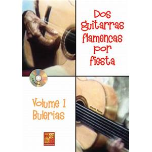 WORMS CLAUDE - DOS GUITARRAS FLAMENCA POR FIESTA VOL.1 BULERIAS + CD