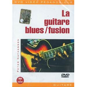 NATHANSON PETER - DVD GUITARE BLUES FUSION