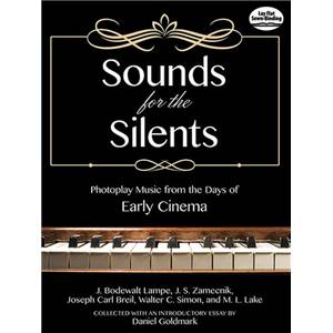 COMPILATION - SOUNDS FOR SILENTS (MUSIQUE DE FILMS MUETS) PIANO