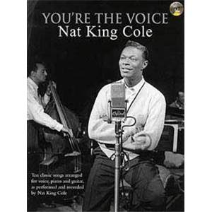 NAT KING COLE - YOU'RE THE VOICE + CD