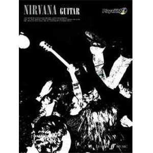 NIRVANA - AUTHENTIC PLAY ALONG GUITAR + CD