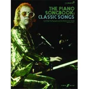 COMPILATION - PIANO SONGBOOK, THE: CLASSIC SONGS P/V/G